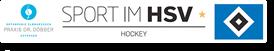 Dr. Döbber ist die Mannschaftsärztin der HSV-Eishockey-Mannschaft.