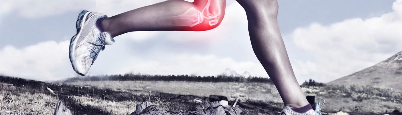 Knorpelschutztherapie mit Hyaluronsäure - Läuferin
